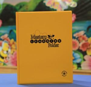 Mastery Learning Folder