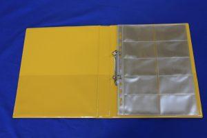Teacher's File Flashcard Pockets
